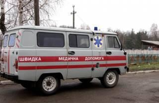 В Житомире мужчина умер в «скорой», которая сломалась в ста метрах от больницы