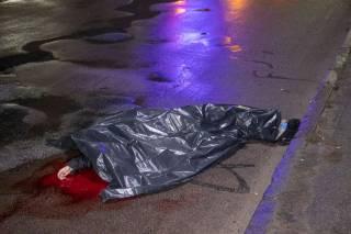 ДТП в Киеве: автомобиль насмерть сбил девушку
