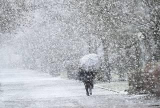 Синоптики заявили, что сильнейший снег будет валить в Украине три дня