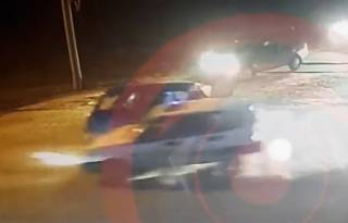 Появилось видео ДТП в Днепре, в котором пострадал ребенок