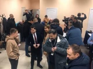 В Киеве силовики «кошмарили» телеканал «1+1»: как это было