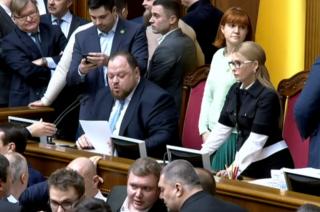 В Раде пролилась кровь Юлии Тимошенко