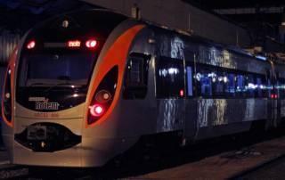 Пьяные подростки устроили дебош в поезде «Киев — Кривой Рог»