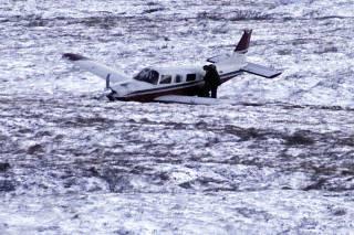 На Аляске разбился самолет – погибли люди