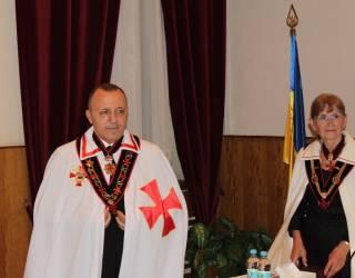 Тамплиеры в Украине: новая версия скандального ордена