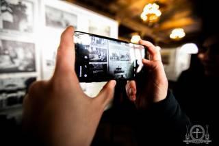 В Киево-Печерской лавре открылась выставка личных вещей расстрелянного духовенства