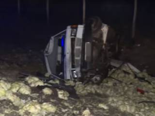 В Венгрии разбился микроавтобус с украинцами ‒ есть жертвы