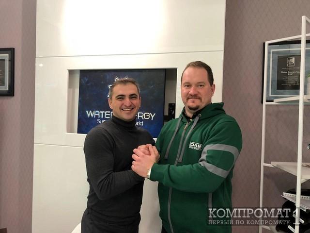 «Енергія Води», конверт-центр ДНР і п'яний скандал • Портал АНТІКОР