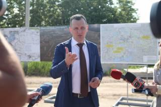 Планы по дорогам утвердили 6 областей, еще 13 утвердят с дня на день, — советник премьера Голик