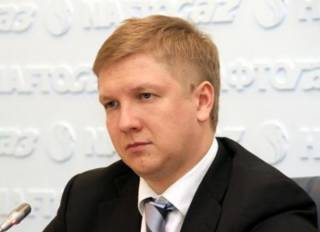 Коболев придумал оригинальный способ уйти от вопросов о его высоких доходах в «Нафтогазе»