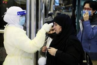 В ВОЗ заявили, что «очаги» коронавируса были зафиксированы не только в Китае