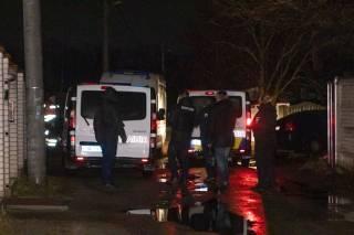 Ночью в Киеве зарезали мужчину