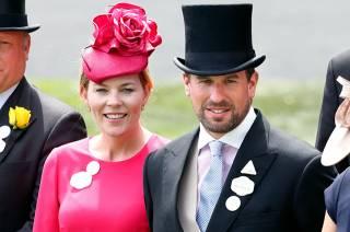 Внука королевы Великобритании бросила жена