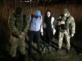 Накануне Дня всех влюбленных украинец пытался нелегально провести через границу 15-летнюю девушку из Польши
