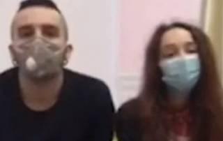 Украинцы из эпицентра эпидемии коронавируса пожаловались на свое отчаянное положение