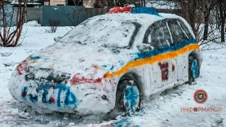 Неизвестные пранкеры оригинально разыграли полицию в Днепре
