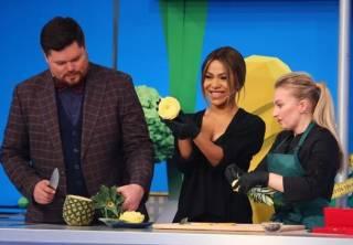 Эксперты дали советы, как правильно выбирать ананас