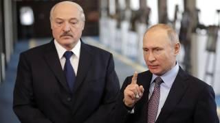Лукашенко заявил, что Путин хочет присоединить Беларусь к России
