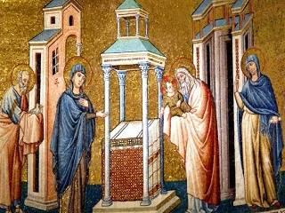Митрополит Антоний рассказал о значении праздника Сретения