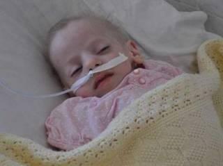 На Волыни от старости умерла восьмилетняя девочка