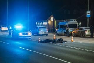 Выпивший полицейский врезался на авто в пешеходов в Броварах
