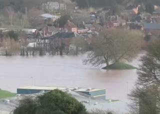 На Британию и Голландию обрушился аномальный шторм