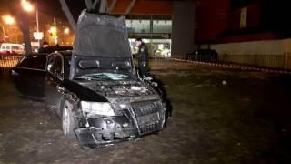 В Днепре автоугонщики, уходя от погони, сбили трех человек. Погиб известный ведущий
