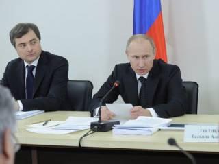 Путин таки погнал в шею одиозного куратора «ЛДНР»