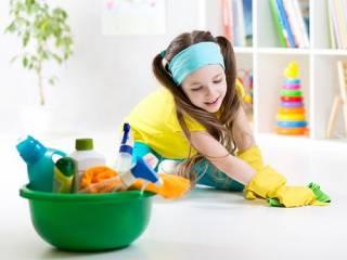 Ученые предупредили об опасности бытовой химии для здоровья детей