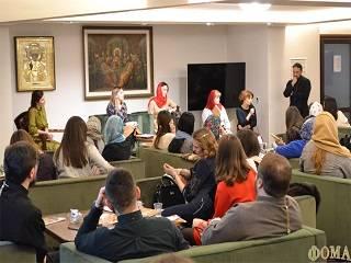 В Киеве впервые состоялся Всеукраинский форум жен священников