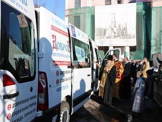 В Днепре УПЦ запустила проект «Добровольцы» для помощи бездомным