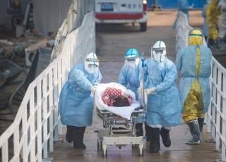 Китайский коронавирус продолжает забирать более сотни жизней в сутки