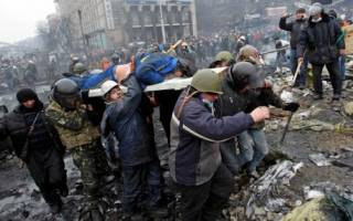 Названо точное число жертв событий на Евромайдане
