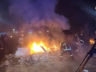 В Новых Сонжарах из-за коронавируса вновь вспыхнули массовые беспорядки