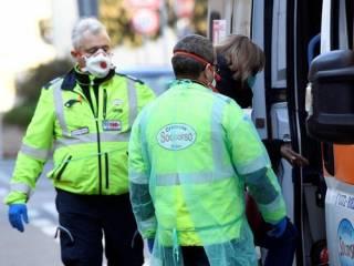 В Италии стремительно растет число инфицированных коронавирусом людей