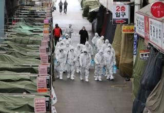 Из-за религиозных фанатиков в Южной Корее началась эпидемия коронавируса
