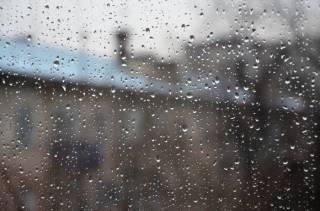В Украину на всю неделю пришли дожди