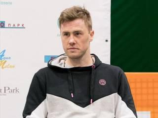 Украинский теннисист официально признал себя пострадавшим от коронавируса