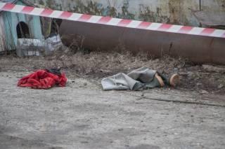 На окраине Киева насмерть забили пожилого мужчину
