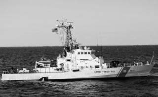Украинский арсенал: патрульные катера типа «Island»