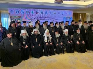 В РПЦ считают, что отсутствие некоторых Поместных Церквей в Аммане не сделает встречу менее авторитетной