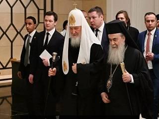 В РПЦ положительно оценили начало диалога между Православными Церквями