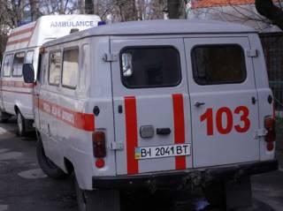 Под Киевом мусоровоз насмерть задавил пенсионерку