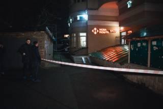 В Киеве эпично ограбили «Новую почту»: появилось видео налета
