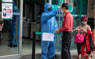 Смертность от коронавируса в Китае продолжает стремительно снижаться