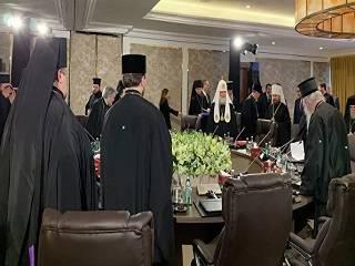 Православные Церкви продолжат диалог об автокефалии, даже если Варфоломей откажется в нем участвовать