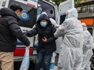 В Китае назвали процент пациентов, повторно заразившихся коронавирусом