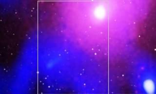 Во Вселенной произошло самое большое «извержение» со времен Большого взрыва: астрономам удалось его снять