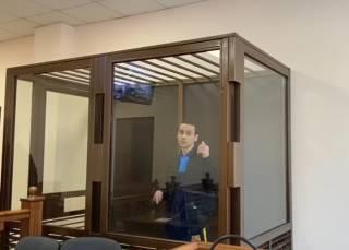 В Одессе подозреваемый в убийстве достал гранату прямо в зале суда