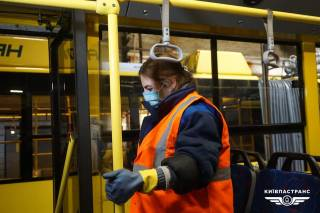 Киев готовится к встрече китайского коронавируса